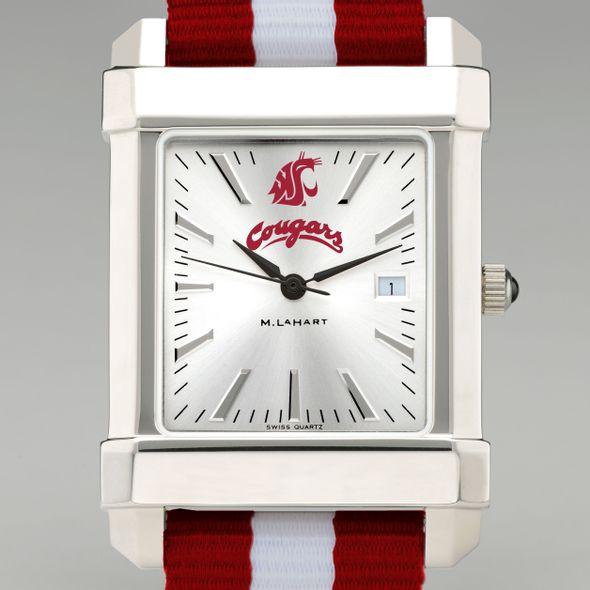 Washington State University Collegiate Watch with NATO Strap for Men