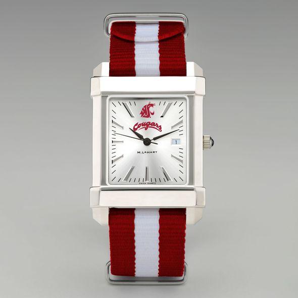 Washington State University Collegiate Watch with NATO Strap for Men - Image 2