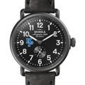 USMMA Shinola Watch, The Runwell 41mm Black Dial - Image 1