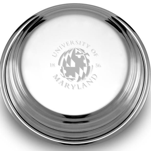 Maryland Pewter Paperweight - Image 2
