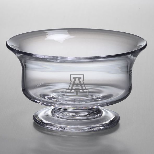 University of Arizona Simon Pearce Glass Revere Bowl Med - Image 1