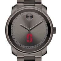 Stanford University Men's Movado BOLD Gunmetal Grey