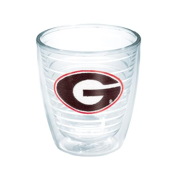 Georgia 12 oz. Tervis Tumblers - Set of 4