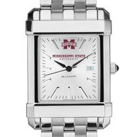 Mississippi State Men's Collegiate Watch w/ Bracelet