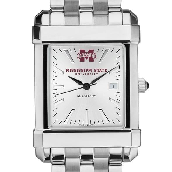 Mississippi State Men's Collegiate Watch w/ Bracelet