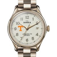 Tennessee Shinola Watch, The Vinton 38mm Ivory Dial