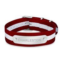 Charleston NATO ID Bracelet