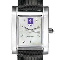 NYU Women's MOP Quad with Leather Strap