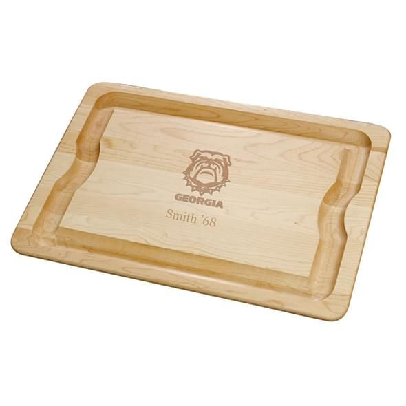 Georgia Maple Cutting Board - Image 1