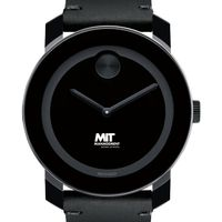 MIT Sloan Men's Movado BOLD with Leather Strap