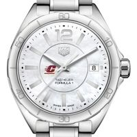 Central Michigan Women's TAG Heuer Formula 1 with MOP Dial