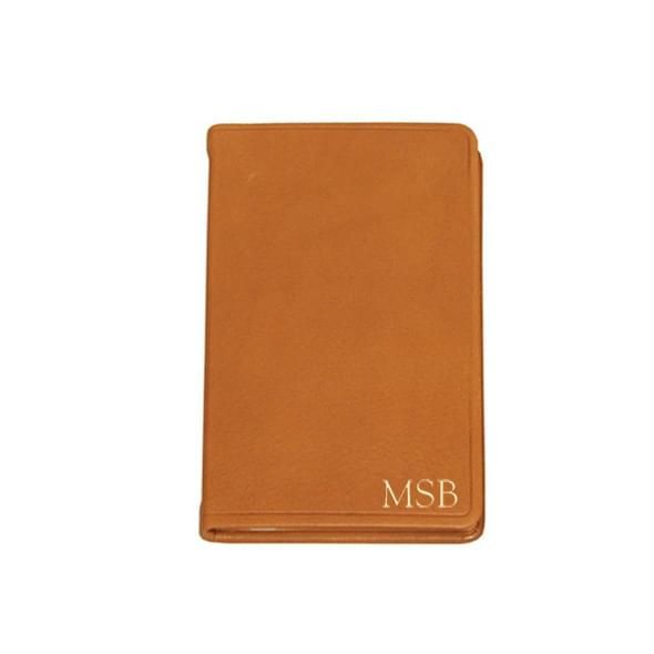 Leather Pocket Notebook - Image 2