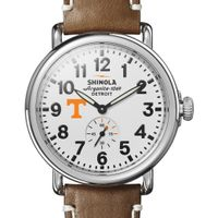 Tennessee Shinola Watch, The Runwell 41mm White Dial