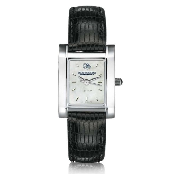 Gonzaga Women's MOP Quad with Leather Strap - Image 2