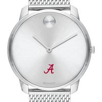 University of Alabama Men's Movado Stainless Bold 42