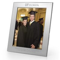 Florida Polished Pewter 8x10 Picture Frame