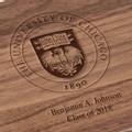 University of Chicago Solid Walnut Desk Box - Image 2