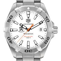 Wharton Men's TAG Heuer Steel Aquaracer