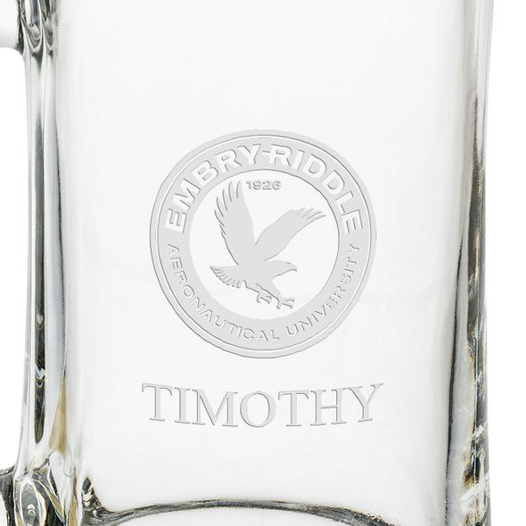 Embry-Riddle 25 oz Beer Mug - Image 3