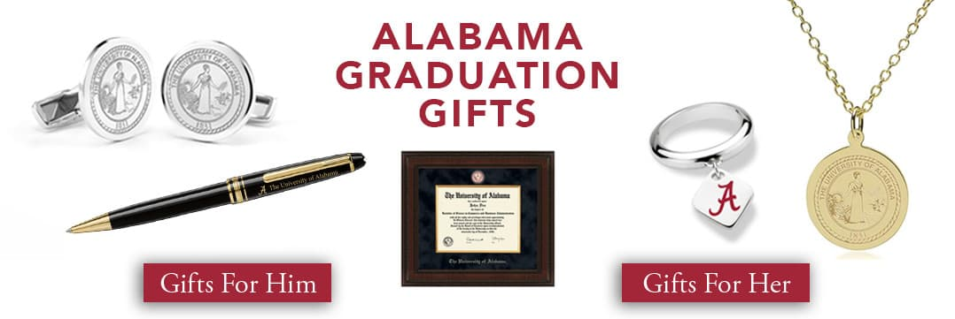 Alabama Graduation Gifts for Her and for Him