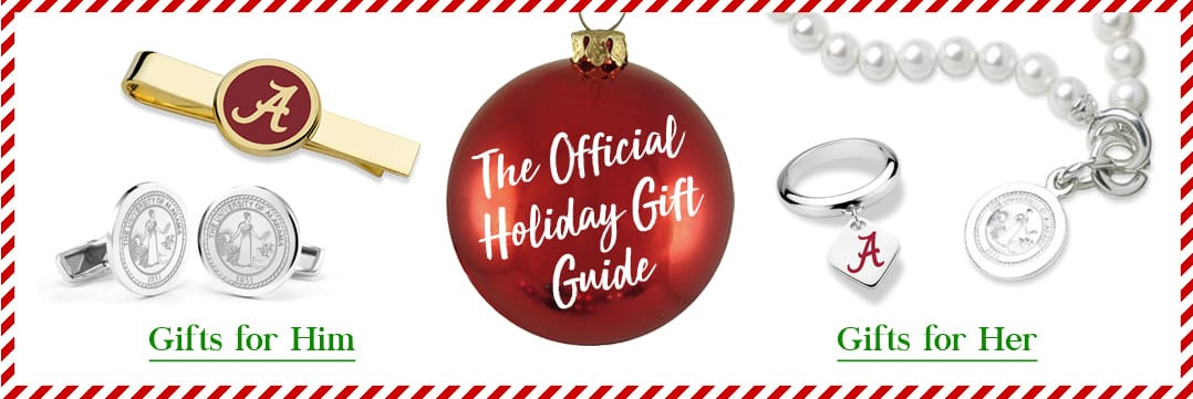 The Official Holiday Gift Guide for Alabama