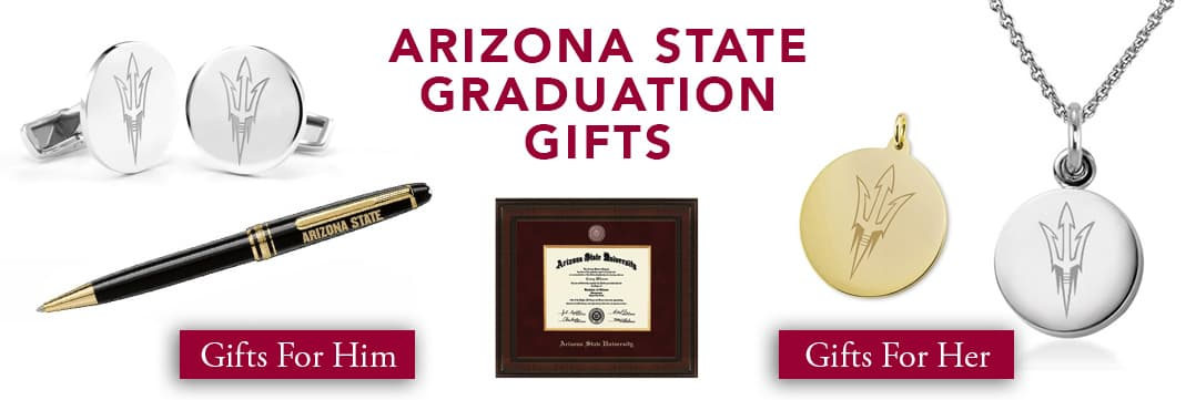 Arizona State Graduation Gifts for Her and for Him