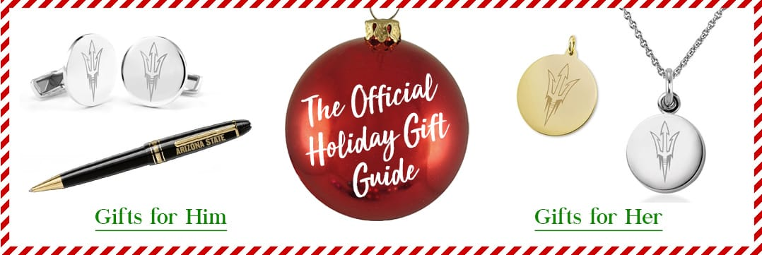 The Official Holiday Gift Guide for Arizona State