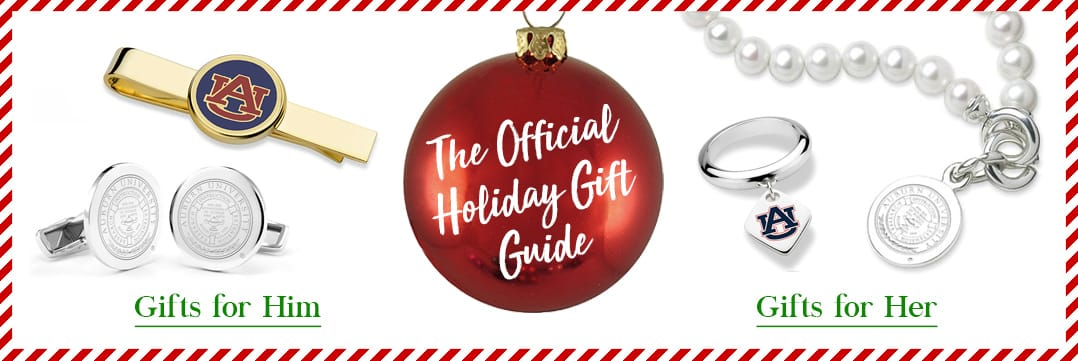 The Official Holiday Gift Guide for Auburn