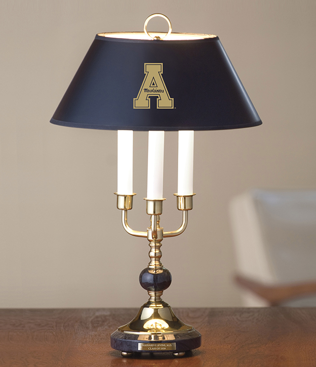 Appalachian State Home Furnishings - Clocks, Lamps and more - Only at M.LaHart