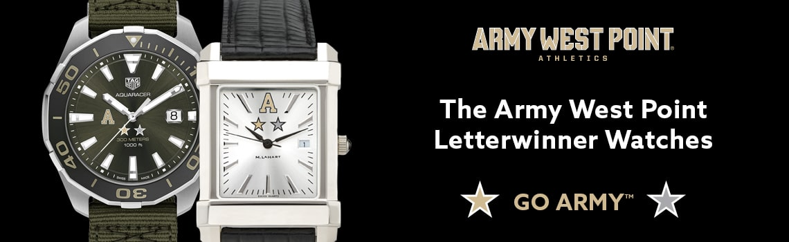 The Army West Point Letterwinner's Watches