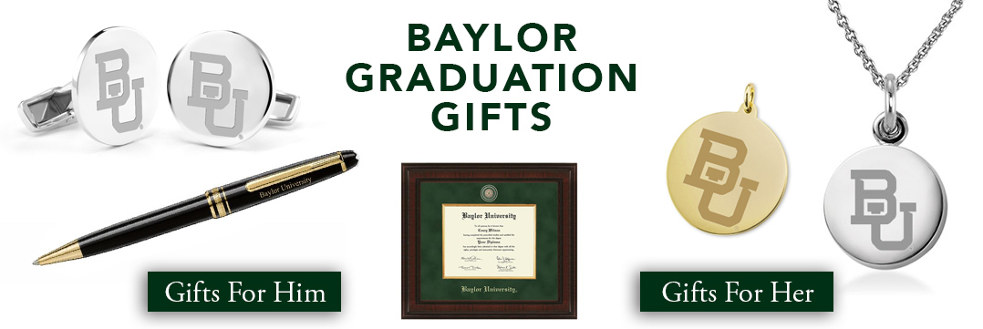 Baylor Graduation Gifts for Her and for Him
