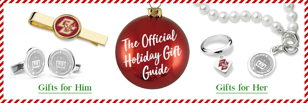 The Official Holiday Gift Guide for Boston College