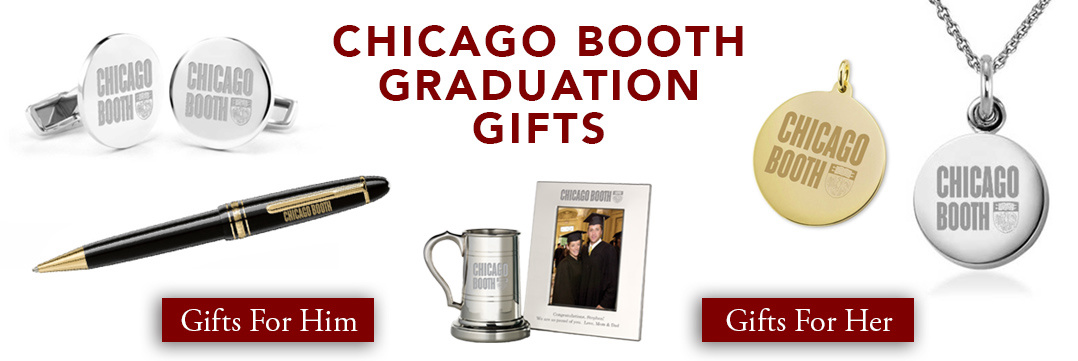 Chicago Booth Graduation Gifts for Her and for Him
