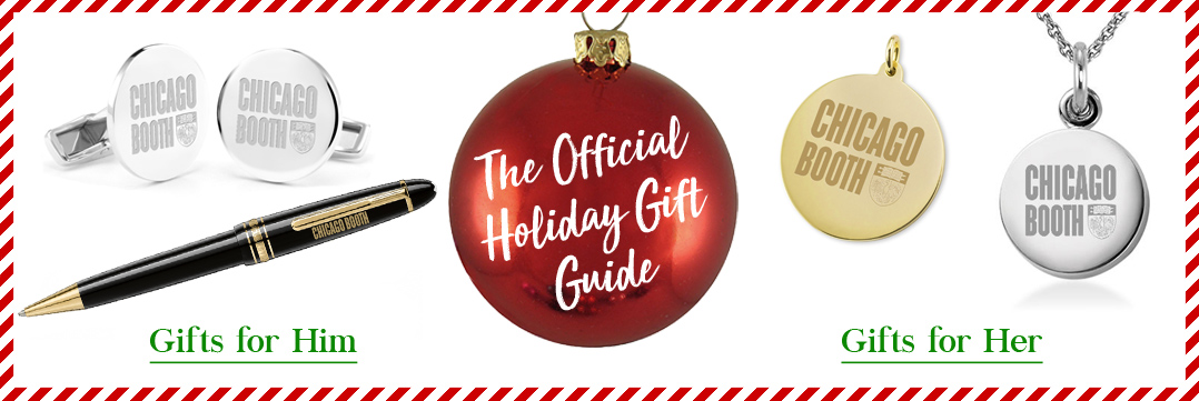 The Official Holiday Gift Guide for Chicago Booth