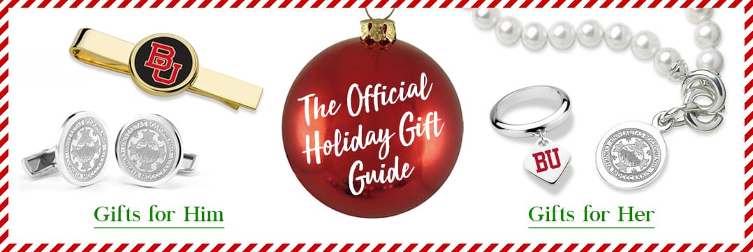 The Official Holiday Gift Guide for Boston University