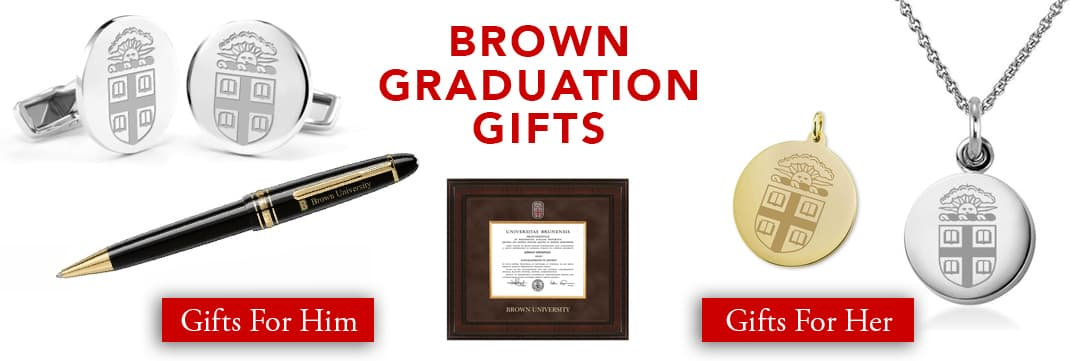 Brown Graduation Gifts for Her and for Him