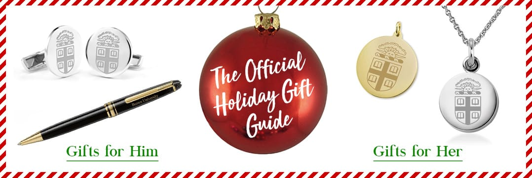 The Official Holiday Gift Guide for Brown
