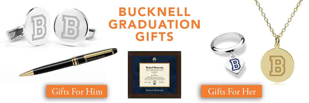 Bucknell Graduation Gifts for Her and for Him