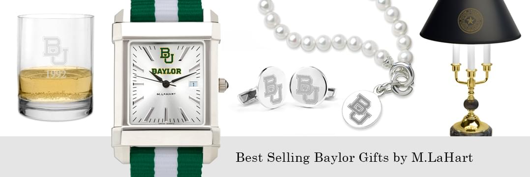 Best selling Baylor watches and fine gifts at M.LaHart