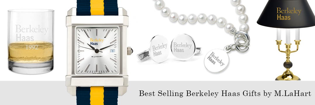 Berkeley Haas Best Selling Gifts - Only at M.LaHart