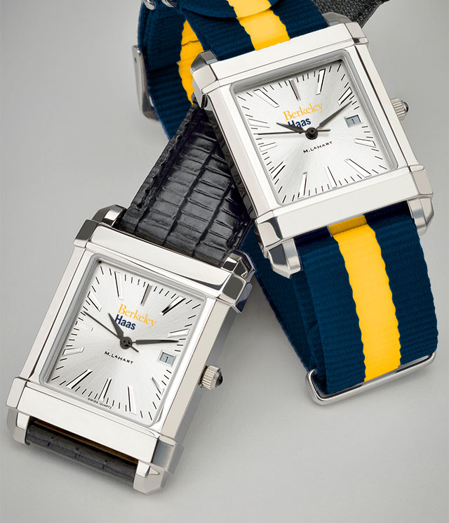 Berkeley Haas Men's Watches. TAG Heuer, MOVADO, M.LaHart