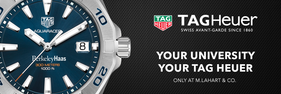Berkeley Haas TAG Heuer Watches - Only at M.LaHart