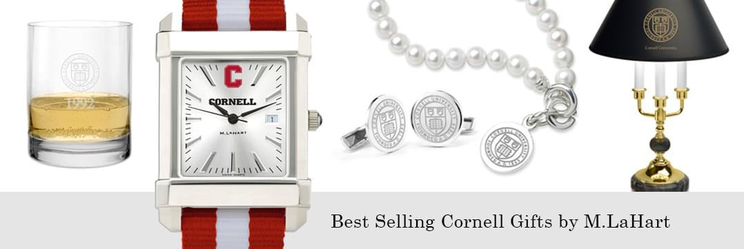 Best selling Cornell watches and fine gifts at M.LaHart