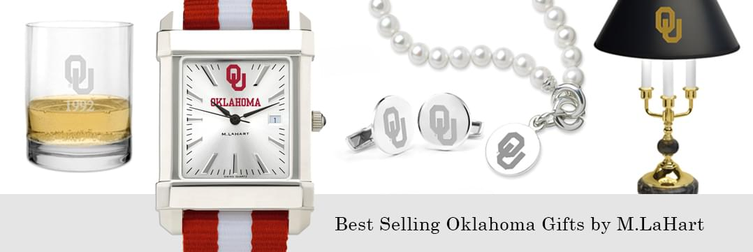Best selling Oklahoma watches and fine gifts at M.LaHart