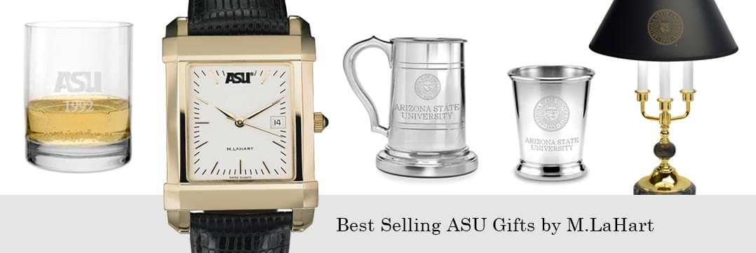 Best selling Arizona State watches and fine gifts at M.LaHart
