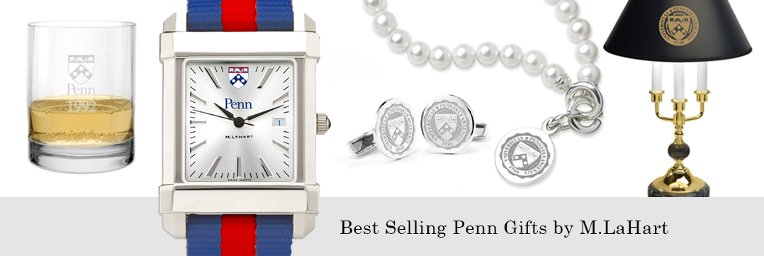 Best selling Penn watches and fine gifts at M.LaHart