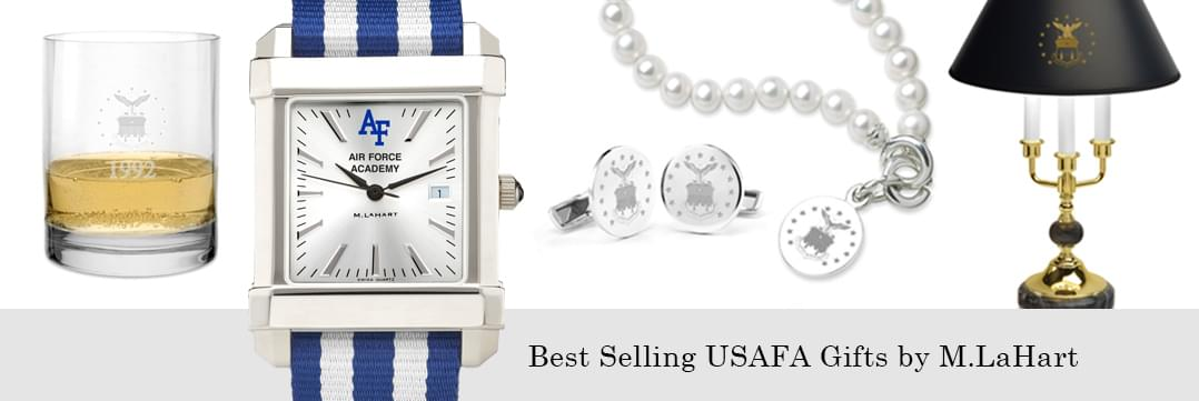 Best selling Air Force Academy watches and fine gifts at M.LaHart