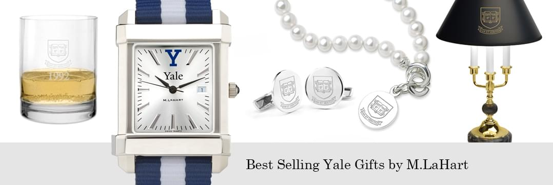 Best selling Yale watches and fine gifts at M.LaHart