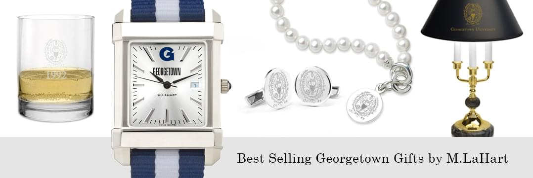 Best selling Georgetown watches and fine gifts at M.LaHart