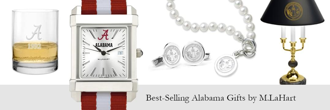 Best selling Alabama watches and fine gifts at M.LaHart